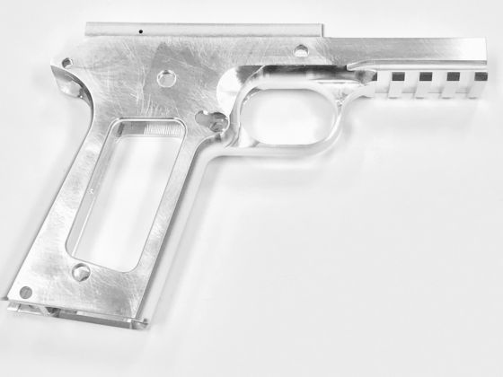 1911 TACTICAL 9mm GOVERNMENT 80% FRAME   US Patriot Armory