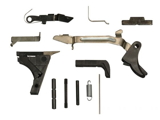 Glock 17 Parts Kit For Polymer80 Spectre 80% Pistol Frame | US ...