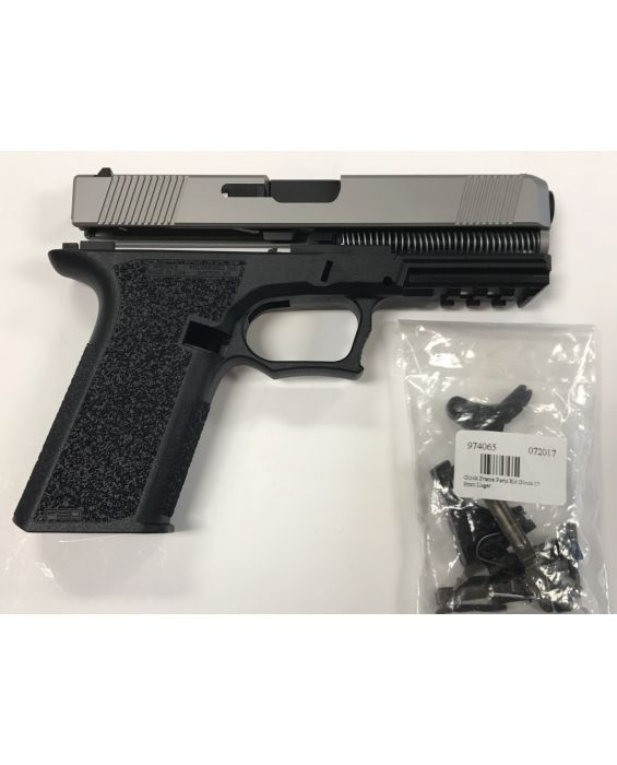 NEW COMPLETE 80% GLOCK 17 GEN3 FULL BUILD KIT IN STOCK