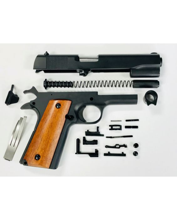 Perfect 1911 80% GI Full Size .38 Super Kit 70 Series With Steel Frame