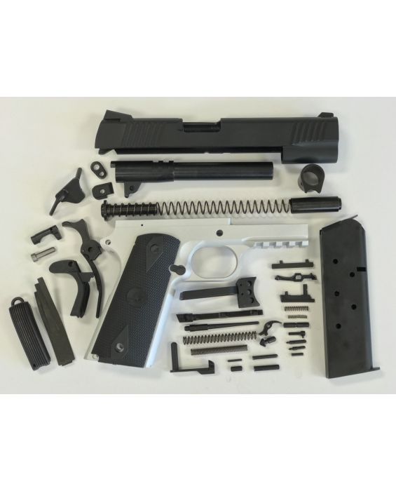 1911 CAL 45 TACTICAL 80% BUILDERS KIT