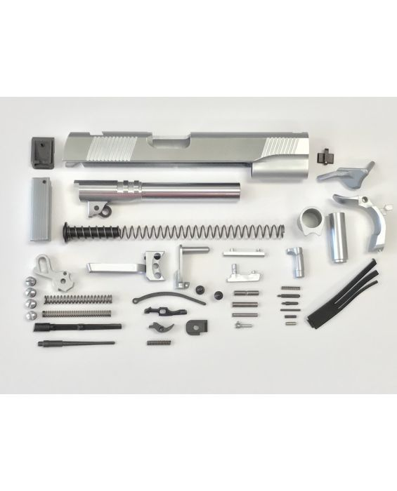 "1911 80% NO FRAME PARTS KIT 5"" .45 ACP 416R STAINLESS"
