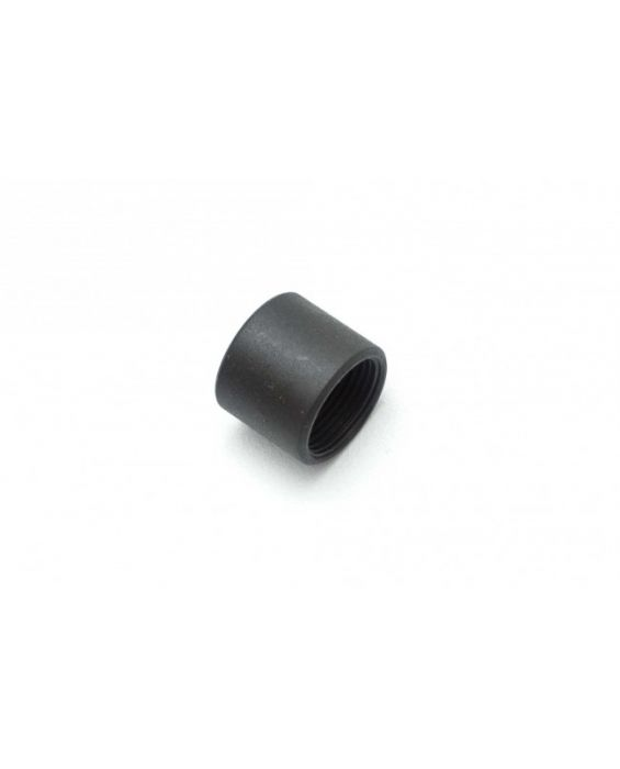 BARREL CAP PLAIN FOR 5/8-24 AR-10 308