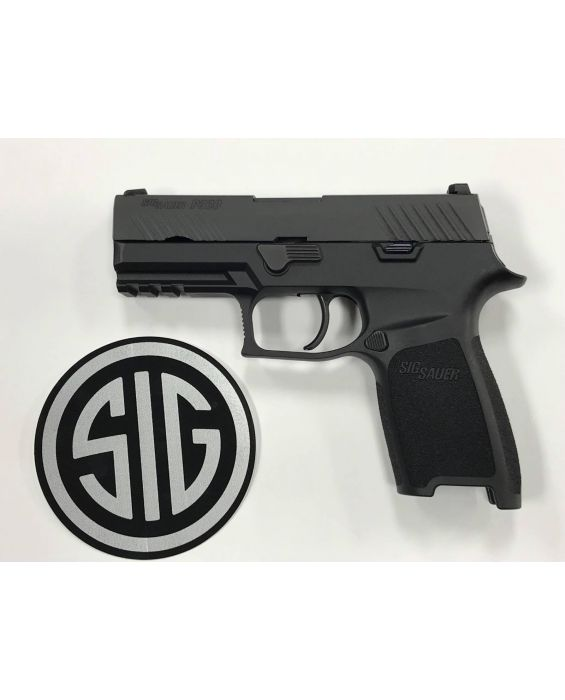 """Sig Sauer 80% P320 Carry Double 357 Sig 3.9"""""""