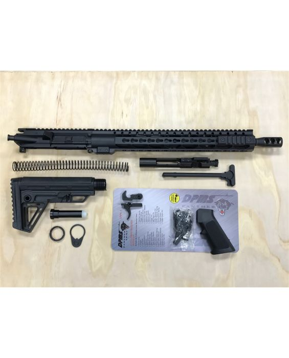 A-Salt 5.56 AR-15 Rifle Kit inc. DPMS LPK