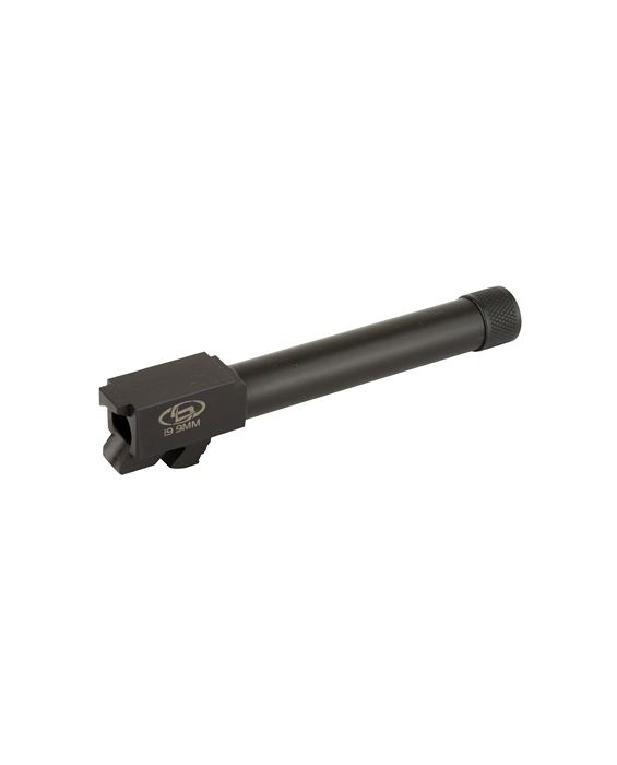 """STORM 9MM 4.72"""" SS THRD BK FOR G19"""