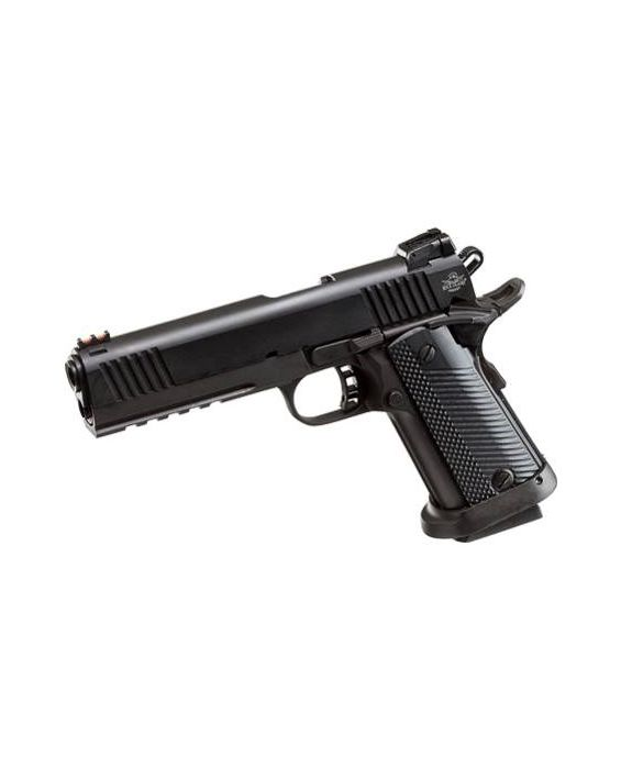 1911 TACTICAL 80% 9mm FULL-SIZE DOUBLE STACK FRAME BUILDERS KIT BLACK