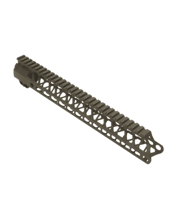 ENFORCER 13 INCH HAND GUARD E13 HG FLAT DARK EARTH CERAKOTE