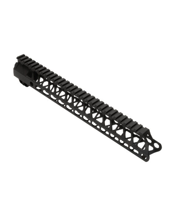 ENFORCER 13 INCH HAND GUARD E13 HG BLACK ANODIZED