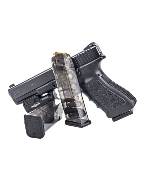 ETS Glock 17 - 9mm, LIMITED 10 round mag