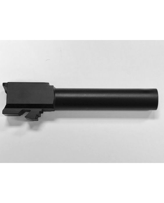 Barrel for Glock 19 9mm Upper Black Nitride Coated Barrel