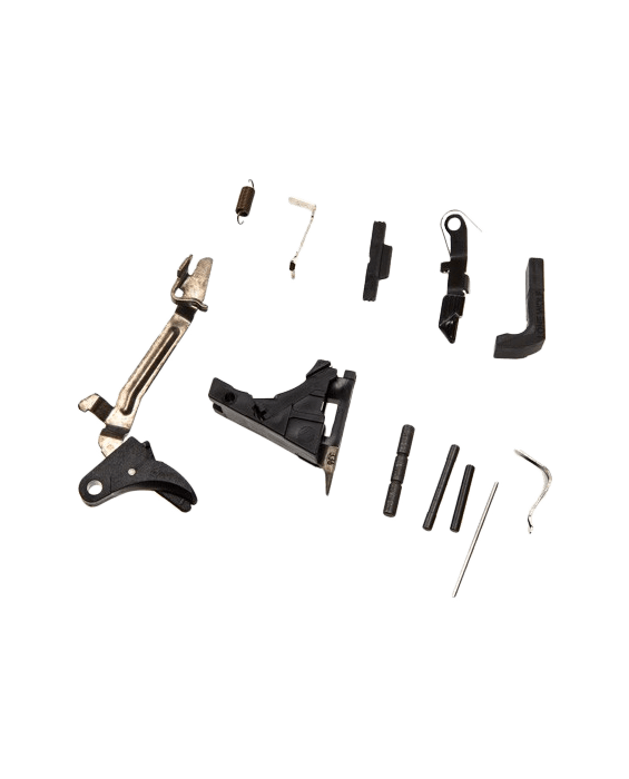 Glock 17 Parts Kit For Polymer80 Spectre 80% Pistol Frame
