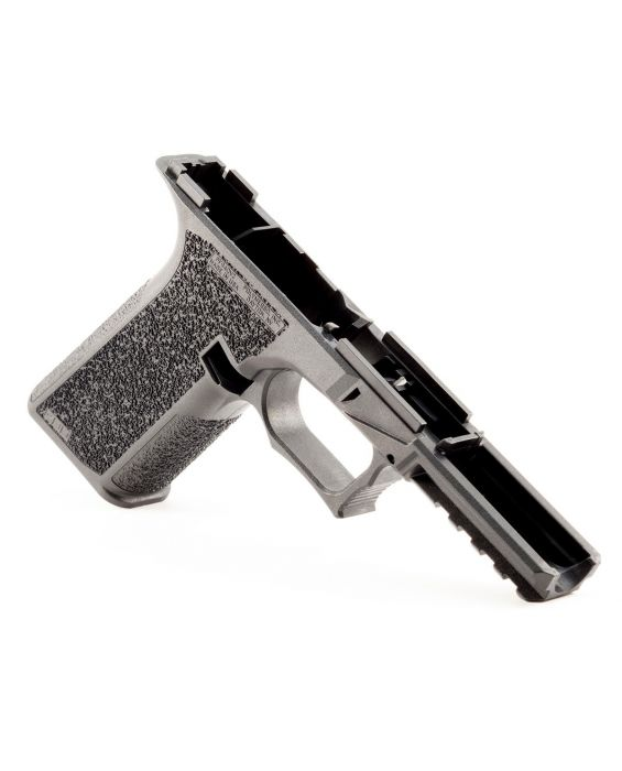 POLYMER80 PF940v2 80% FULL SIZE FRAME TEXTURED FOR GLOCK 17/22/33/34/35. COMES WITH 2 FREE MAGPUL G17 PMAG MAGAZINE 10RD BLACK
