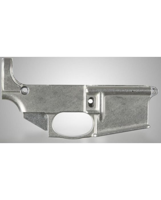 Forged 80% AR15 223 Lower Receiver