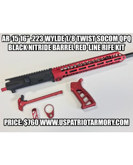 RED-LINE AR-15 .223/5.56 RIFLE KIT