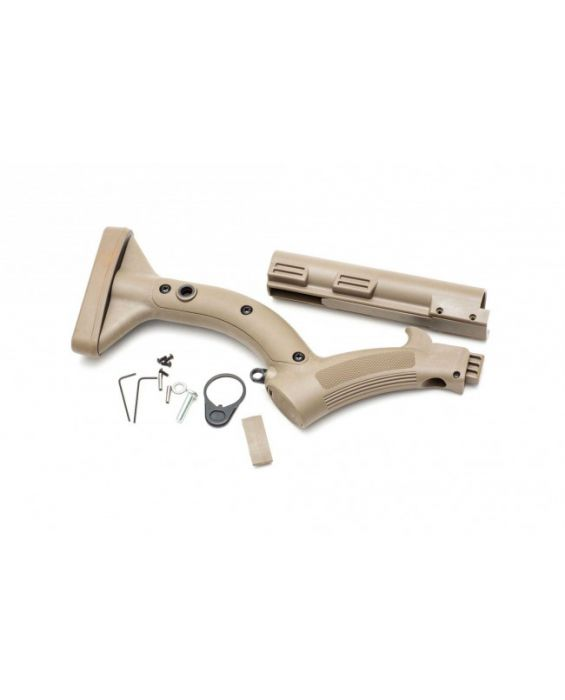 FRS-15 STANDARD STOCK KIT FLAT DARK EARTH