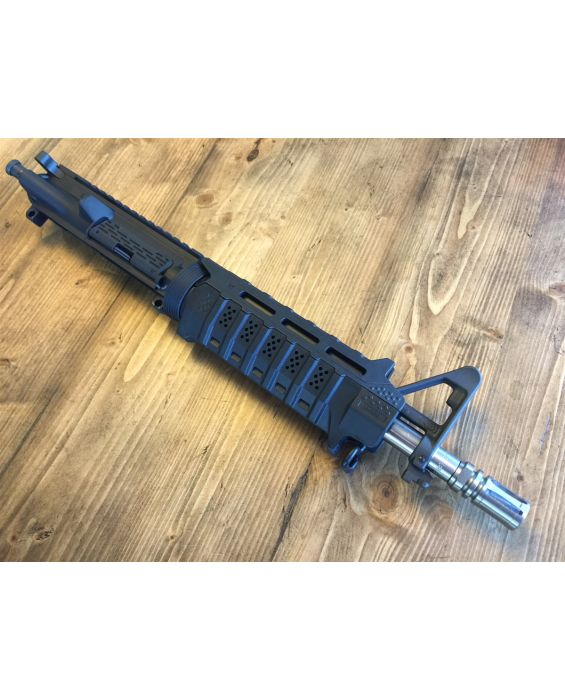 "Strike Industries 10.5"" Pistol Upper .223 Wylde Stainless Barrel with BCG and Handle"