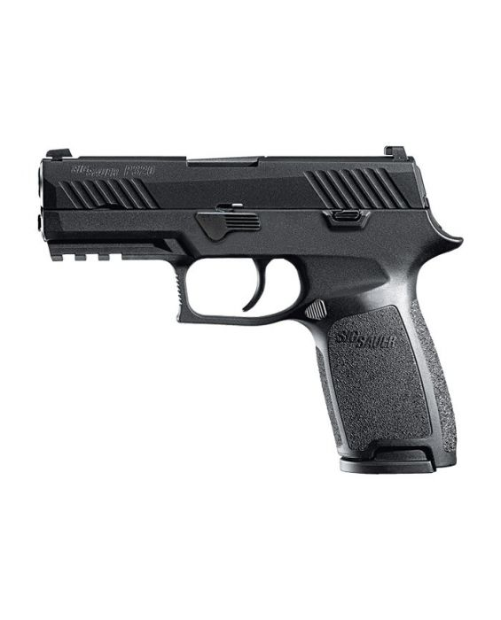 """80% Sig Sauer P320 Carry 9mm Luger 3.9"""" Builders Kit 2 Mag"""