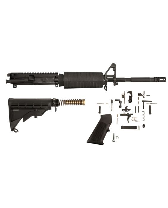"AR-15 16"" M4 PROFILE 7.62X39 RIFLE KIT"