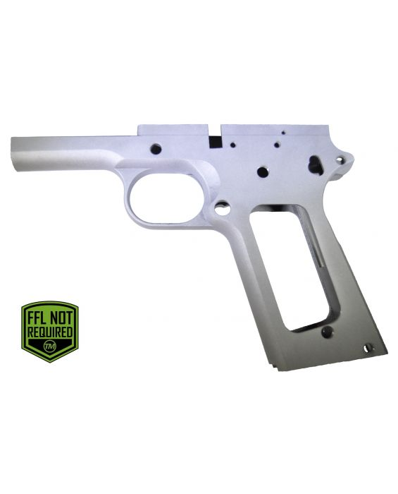 80% 45 ACP FULL SIZE GOVERNMENT FRAME IN SERIES 70 FORGED 4140 STEEL