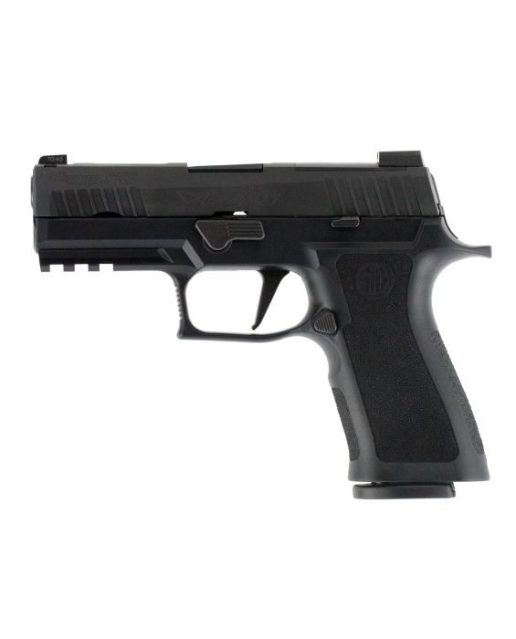 "80% Sig Sauer P320 X-Carry Double 9mm Luger 3.9"" 1 Mag"